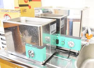 器具除染用洗浄器(超音波洗浄器)